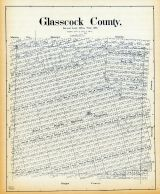 Glasscock County 1899, Glasscock County 1899